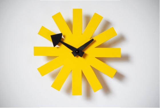 15 Chic And Cool DIY Clocks Lifestyle