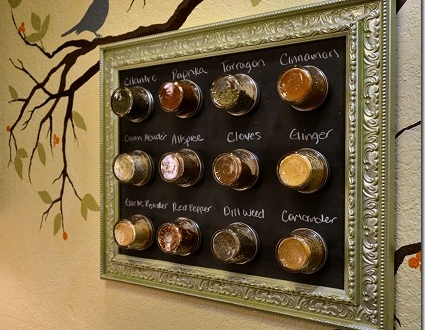 8 Superb Diy Spice Racks Lifestyle