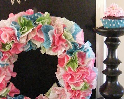 Cheerful Wreath