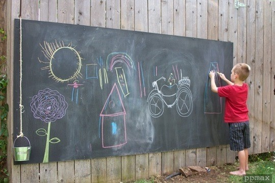 Chalkboard Paint Ideas For Kids | Interior Decorating and Home ...