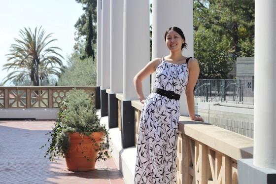 Summer dress tutorial 10
