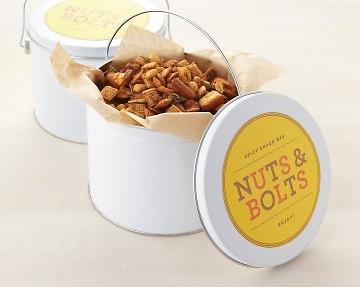 Snack Mix Label