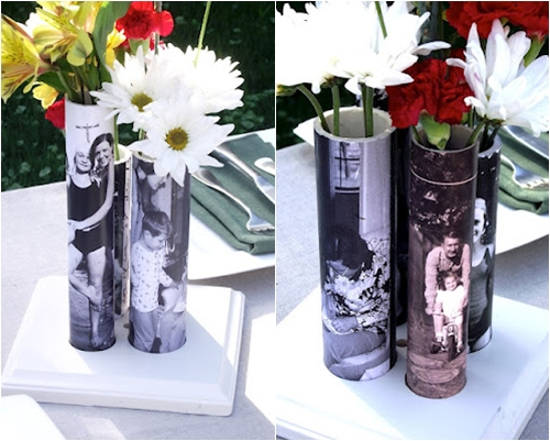 Vase 12 brilliant pvc pipe diy projects lifestyle for Pvc crafts
