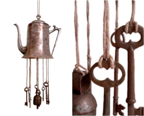 Teapot + Keys