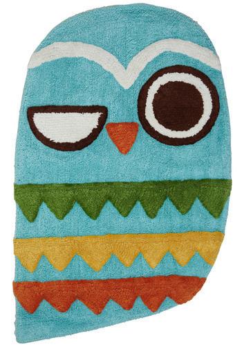 Owl Clean Bath Mat 18 Dorm Decorations Under 40