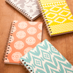 Susy jack lined notebook 7 adorable ideas to decorate for Back to school notebook decoration ideas