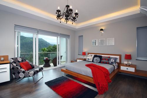 1 red black white. beautiful ideas. Home Design Ideas