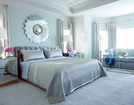 Modern Bedroom Blue bedroom ideas blue. 10 ways to make your bedroom more peaceful