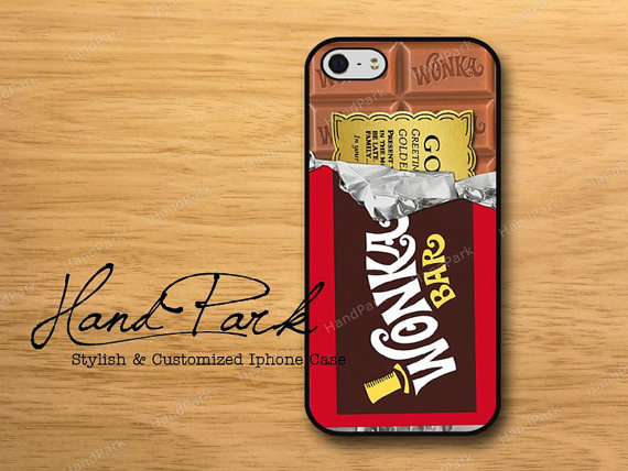 Wonka Bar Golden Ticket - 10 Unique IPhone 5 Cases ... …