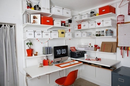 7 simple pointers to make over a home office  lifestyle