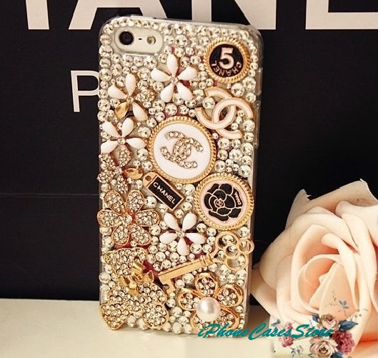 Chanel Crystal - 10 Unique IPhone 5 Cases ... u2192 ud83cudf79 Lifestyle