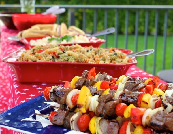 7 unique themed barbecue ideas lifestyle for Great party ideas for adults