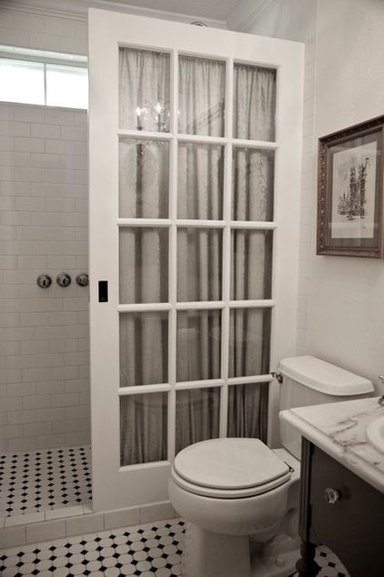 French door shower enclosure 10 trendy home decor ideas for a - Small french doors for bathroom ...