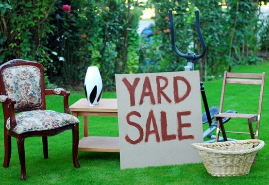 No adult junk allowed in this teen only yard sale! You all have some really  great things hanging in your closets or stored under your beds that you  just ... - Teen Yard Sale - 7 Fun Things To Do At Home This Summer …