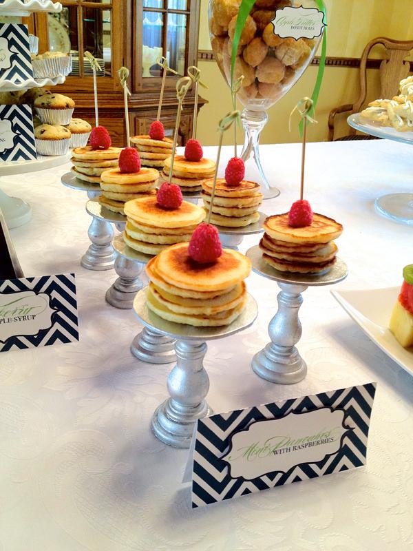 Pretty Pancake Breakfast