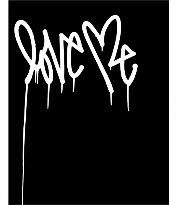 Love Me Curtis Kulig 7 Black And White Art Prints To