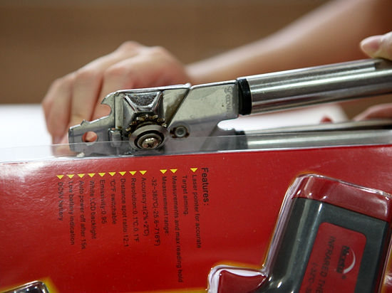 Use a Can Opener to Open Blister Packs