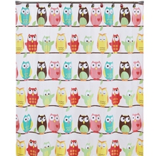 Owl Shower Curtain From Bed Bath And Beyond