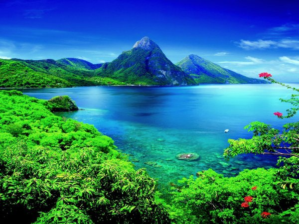 beautiful islands in world
