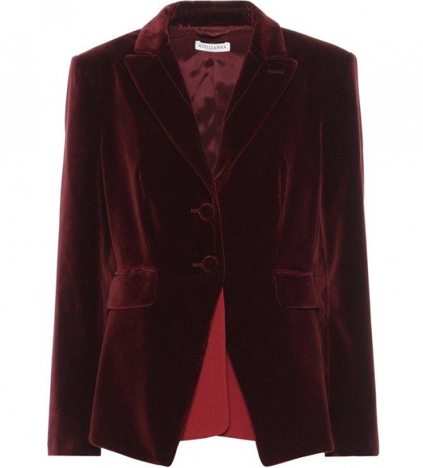 clothing, jacket, outerwear, blazer, maroon,