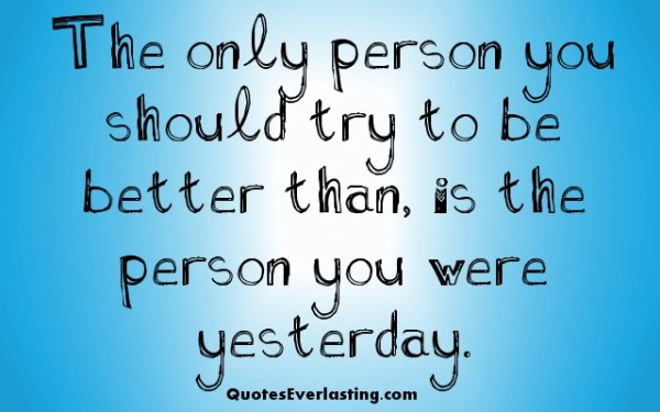 Compare Quotes Interesting Never Compare Yourself To Others  7 Quotes That'll Motivate You…