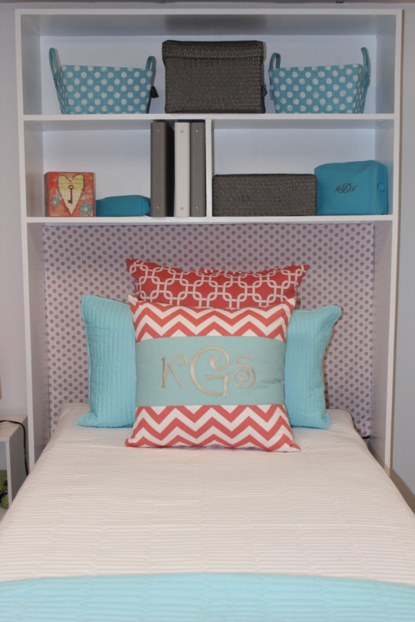 Make Use of the Space above Your Bed