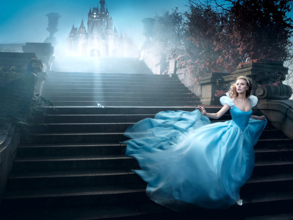 Cinderella: Don't Be Too out There