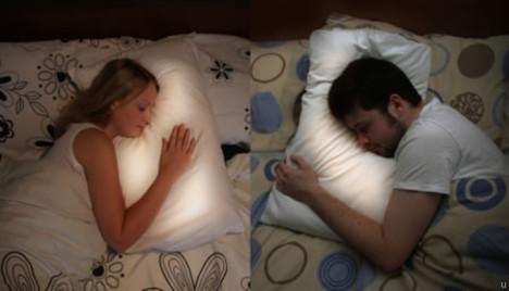 Pillow Talk Pillow 7 Long Distance Relationship Aids