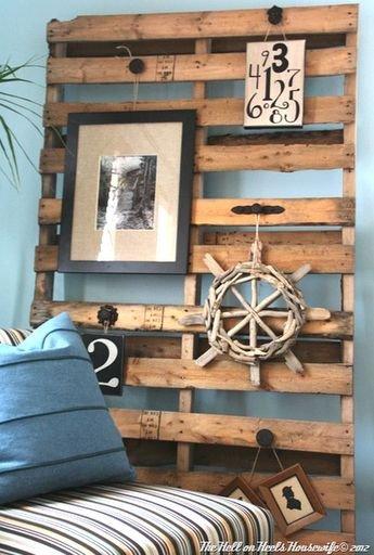 Add a Lovely Driftwood Wheel