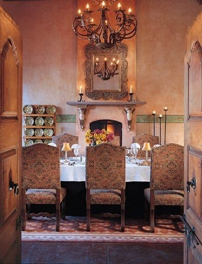 Dining Room 28 Stunning New Mexican Decor Ideas You Can