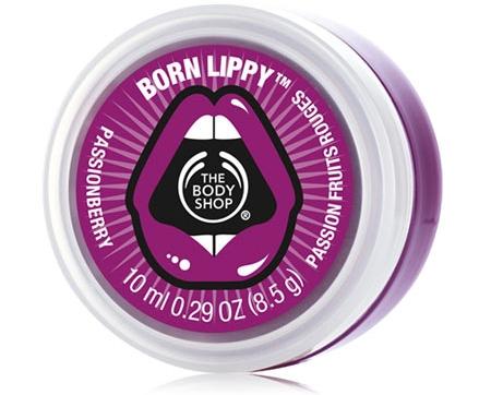 The Body Shop Passionberry Born Lippy Lip Balm