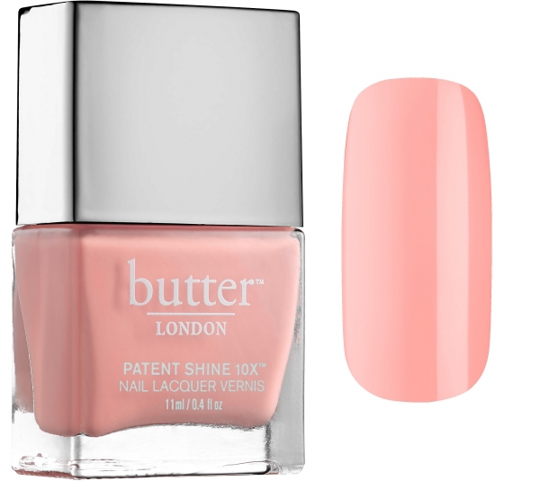 Butter LONDON Patent Shine 10X™ Nail Lacquer in Pink Knickers