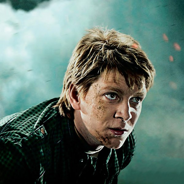 Fred Weasley in Harry Potter and the Deathly Hallows