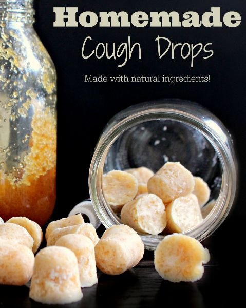 Homemade Cough Drop