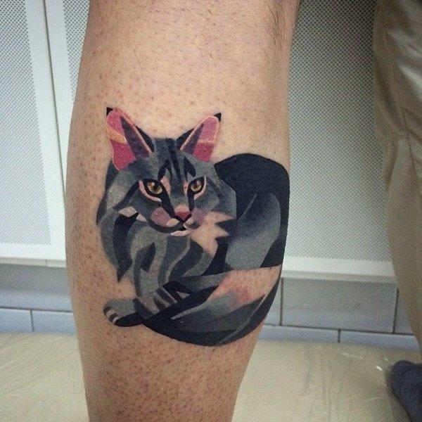 tattoo,cat,skin,arm,organ,