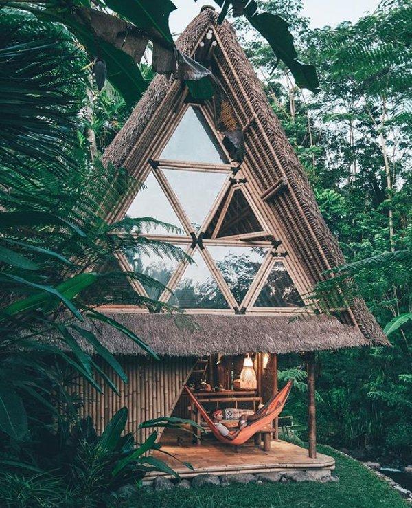 hut, wood, furniture, lilry,
