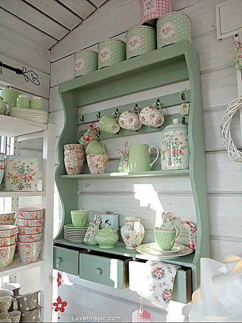 Shabby Chic Home Decor Ideas You Should Steal ... …