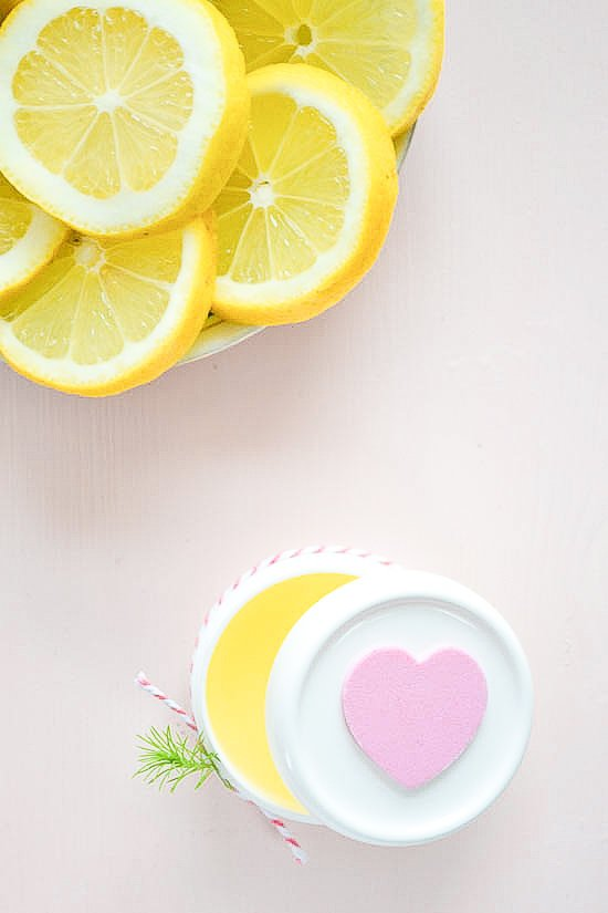 Lemon Hand Lotion