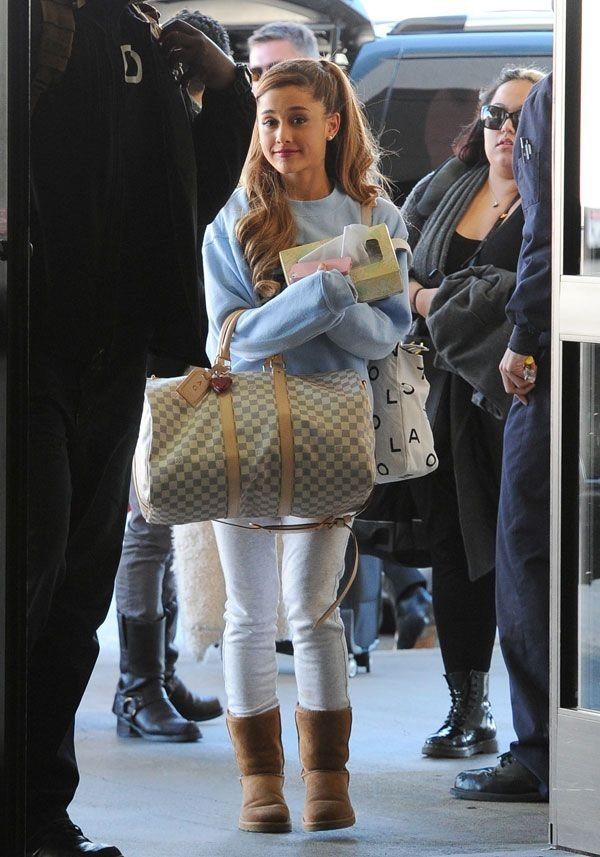 Casual Day - 33 Fabulously Fashionable Looks From Ariana Grandeu2026