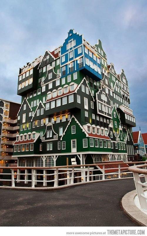 Inntel Hotel, Amsterdam, the Netherlands