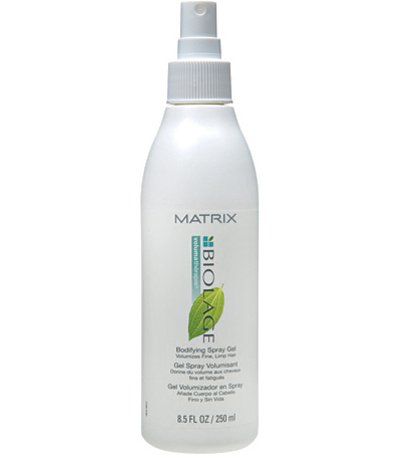 Biolage Bodifying Spray Gel