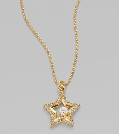 Juicy couture pav star wish pendant necklacegold 8 hot juicy juicy couture pav star wish pendant necklacegold mozeypictures Image collections