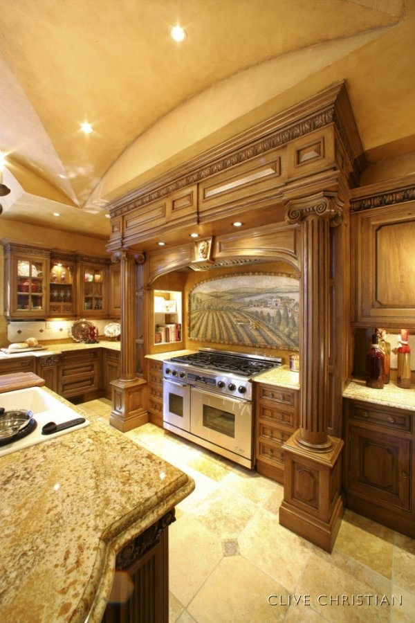 40 Magnificent Luxury Kitchens to Inspired Your Next Remodel
