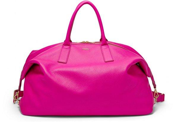 Basic Weekender in Pink