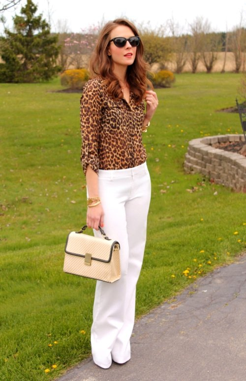 How To Safely And Stylishly Wear White After Labor Day Pants