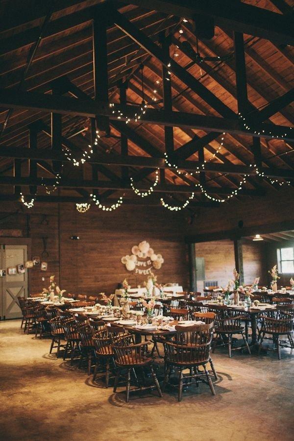 Charming Barn Reception