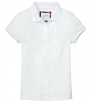 7 cute polo shirts for girls parenting for Cute polo shirts for women