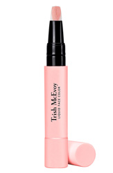 how to put liquid blush on