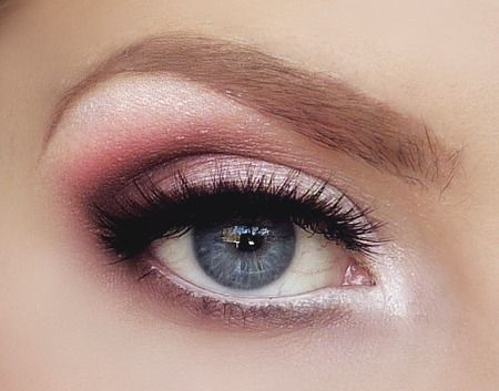 Baby Pink Eyeshadow