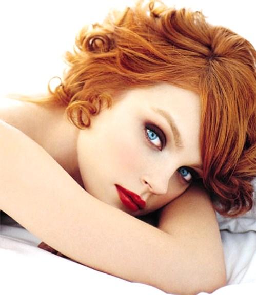 Plum Shades Top 14 Makeup Tips For Redheads Makeup